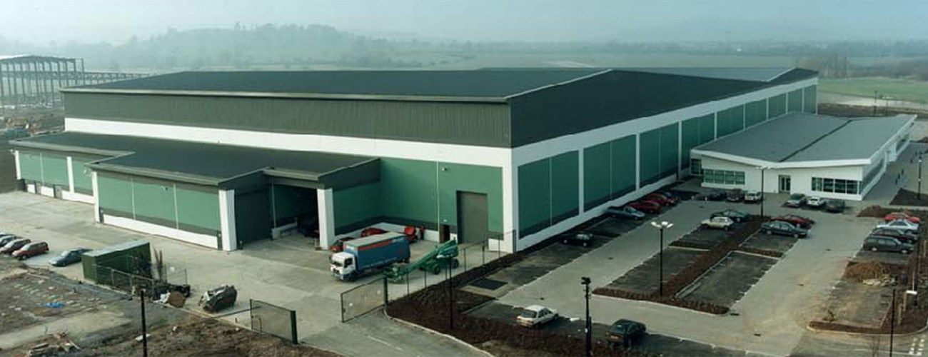Manufacturing Facility, Takao, Gloucester