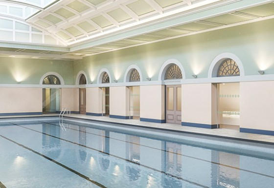 Newcastle City Pool and Turkish Baths