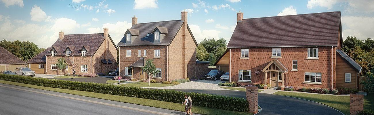 Executive Housing, Warwickshire