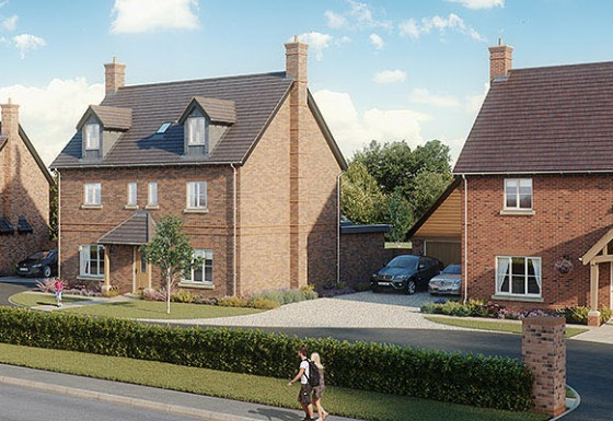Executive Housing, Warwickshire