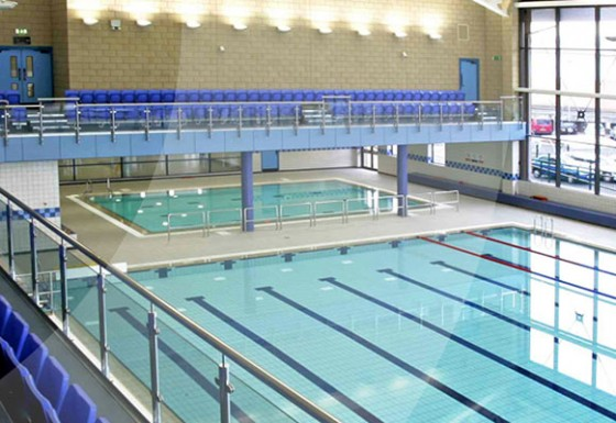 Stafford Leisure Centre, Stafford